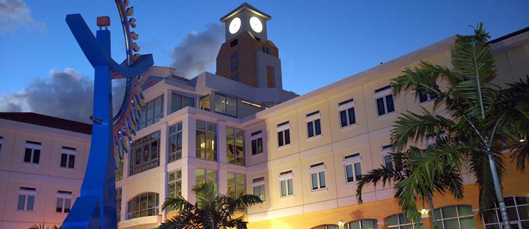 universidad de puerto rico recinto de carolina: